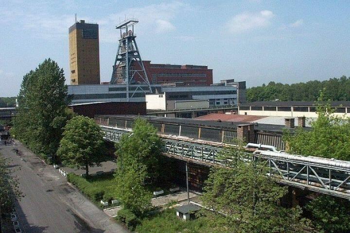 Węgiel z kopalni Staszic