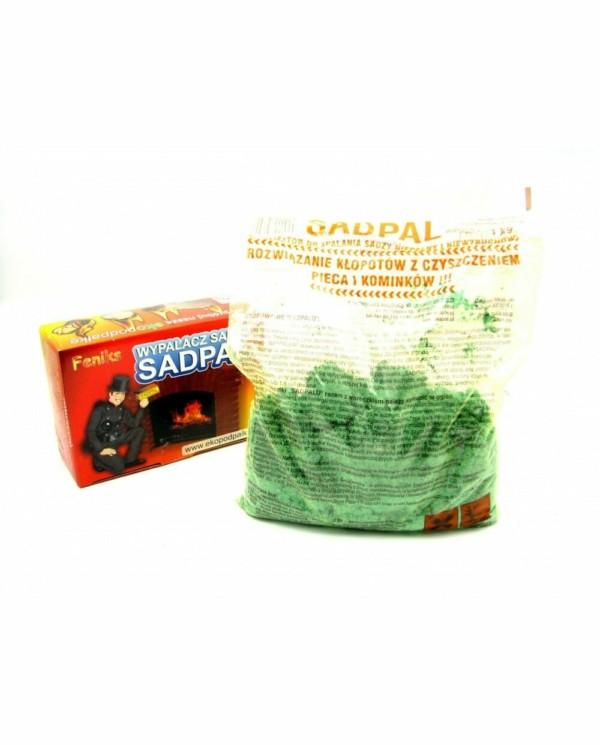 Wypalacz sadzy SADPAL 1kg (worek)