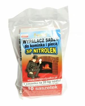 Wypalacz sadzy Nitrolen 10x10g