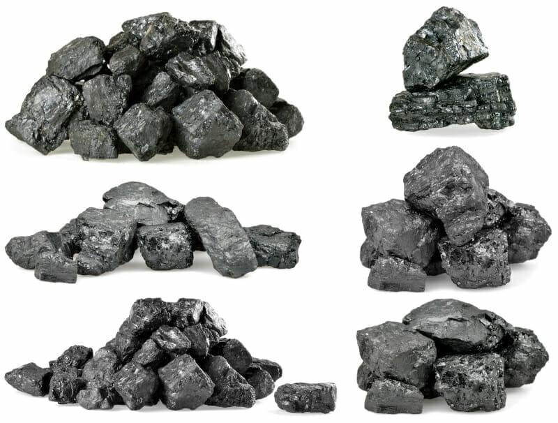 Rodzaje węgla