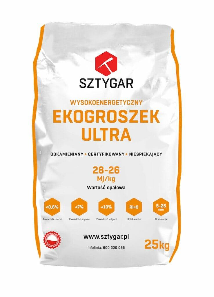 Ekogroszek Ultra