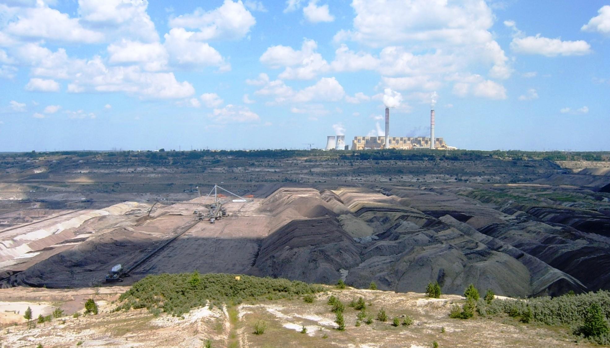 Druga największa kopalnia
