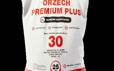 Węgiel Orzech Premium Plus